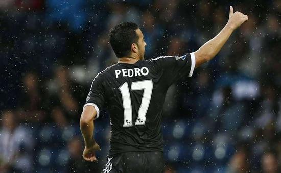 Pedro khởi đầu như mơ ở giải Ngoại hạng Anh: Nhưng chưa phải là nhất
