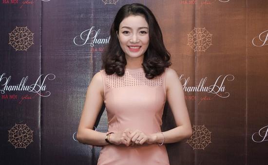 Phạm Thu Hà hát về tình yêu với Hà Nội