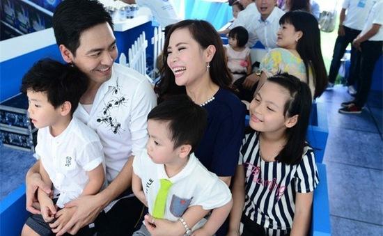 MC Phan Anh đã chịu mở lòng về bà xã