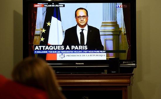 Cộng đồng quốc tế lên án các vụ khủng bố ở Paris