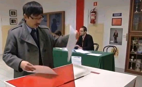 Ứng cử viên gốc Việt tranh cử Quốc hội Ba Lan