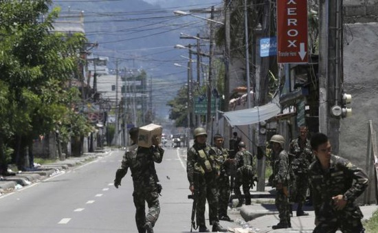 Giao tranh dữ dội tại miền Nam Philippines