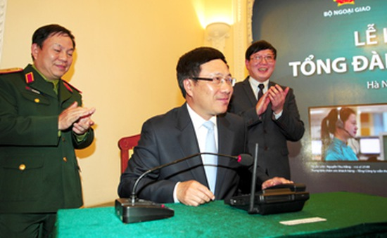 Tổng đài bảo hộ công dân - Công cụ thiết thực bảo hộ người Việt tại nước ngoài