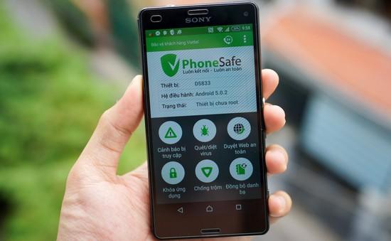 Phonesafe - 'Vệ sĩ di động' của người dùng điện thoại thông minh