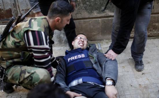 Iraq, Syria và Pháp - nơi nguy hiểm nhất với các nhà báo