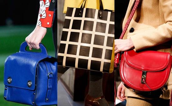 """Những mẫu túi thời trang """"hot"""" nhất đầu năm 2015"""