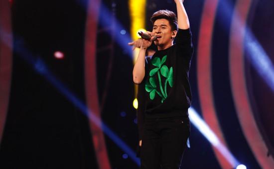 Học viện ngôi sao 2015: Noo Phước Thịnh lo ngại cạnh tranh với 'Noo Phú Thiện'