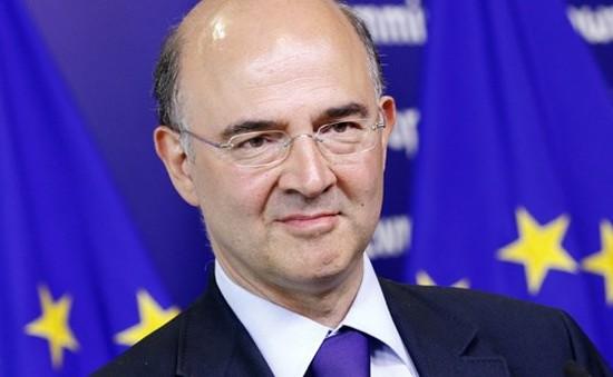 Bộ trưởng Tài chính Eurozone nhóm họp