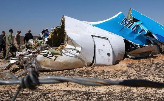 Chính phủ Đức: Máy bay Nga bị phiến quân Hồi giáo IS đánh bom
