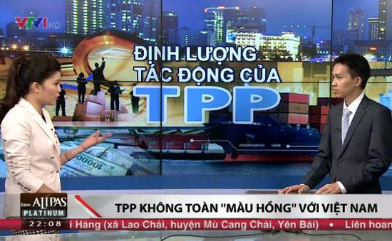 """TPP không chỉ toàn """"màu hồng"""" với Việt Nam?"""