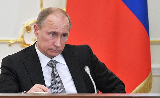 Tổng thống Nga ký sắc lệnh hủy FTA với Ukraine