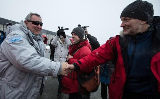 Nga và Na Uy bất đồng