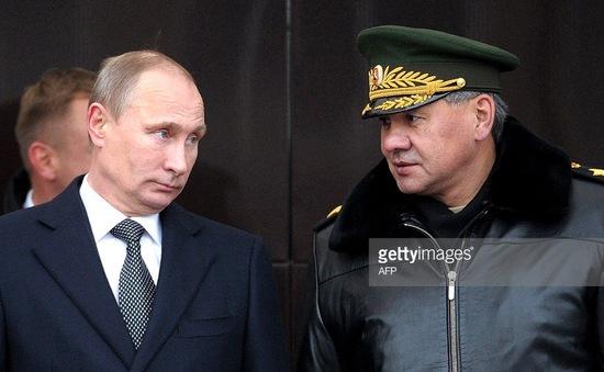 Tổng thống Nga yêu cầu quân đội hợp tác với Mỹ trong vấn đề Syria