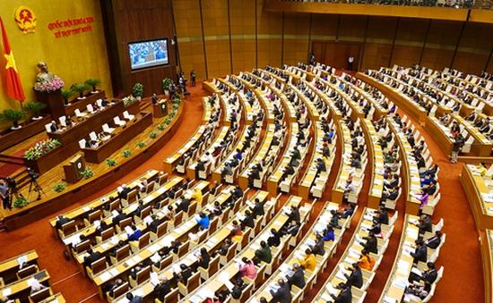 Quốc hội thảo luận về dự thảo Luật Thống kê (sửa đổi)