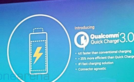 Quick Charge 3.0 – Công nghệ sạc pin nhanh thế hệ mới
