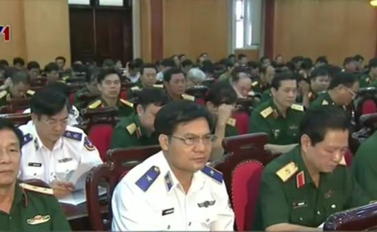 Quân ủy Trung ương tổng kết công tác kiểm tra, giám sát
