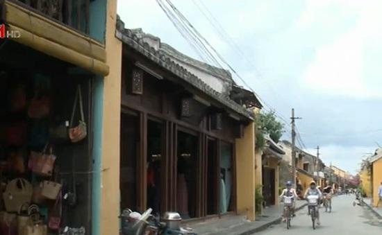 Quảng Nam: Xã hội hóa công tác trùng tu nhà cổ