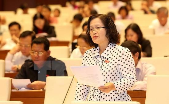 Quốc hội thảo luận Bộ luật Dân sự (sửa đổi)