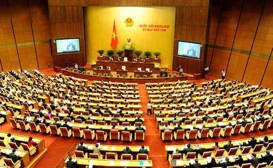 Quốc hội thảo luận Dự thảo Luật Phí và lệ phí