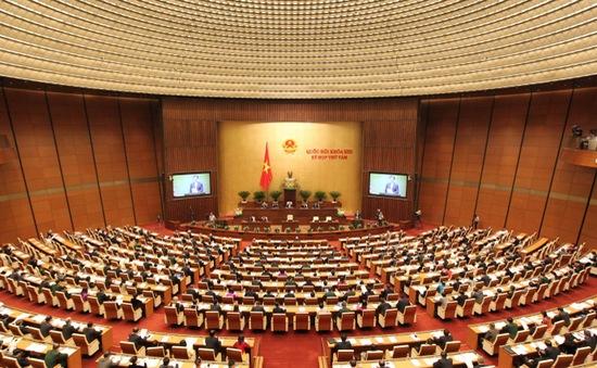 Quốc hội thảo luận Luật hoạt động giám sát của Quốc hội và HĐND