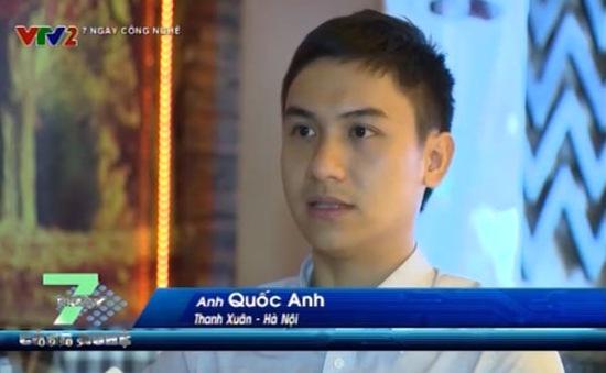 Chàng trai Việt chia sẻ kế hoạch lên sao Hỏa