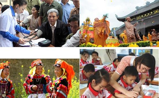 Quan điểm nhất quán của Việt Nam về nhân quyền