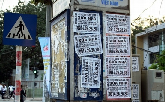 Hà Nội yêu cầu cắt 944 số điện thoại rao vặt sai quy định