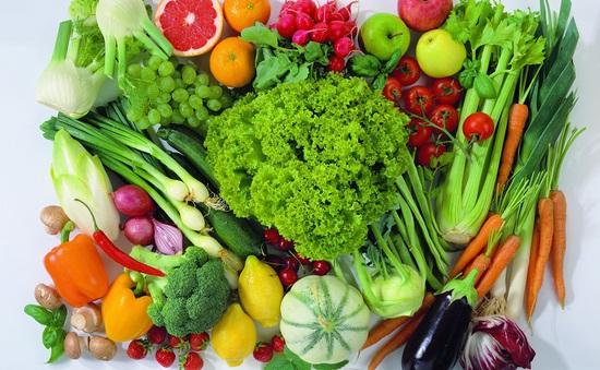 """7 """"sắc"""" rau cần có trong bữa ăn"""