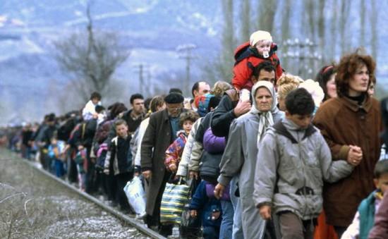 Malaysia cam kết tiếp nhận 3.000 người di cư Syria