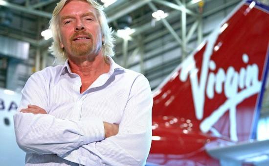 Biểu tượng khởi nghiệp, tỷ phú Richard Branson sắp tới Việt Nam