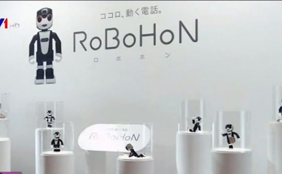 RoboHon – Điện thoại robot thông minh
