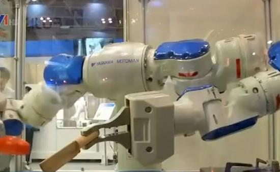 Khám phá robot đầu bếp Nhật Bản