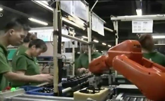 Xu hướng sử dụng robot thay thế nhân công tại Trung Quốc