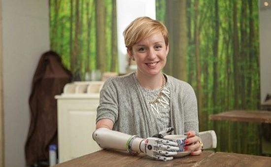 Bàn tay robot cử động như tay người