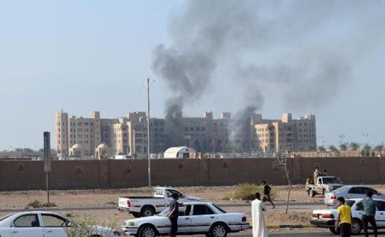 Hàng chục người thương vong do trúng tên lửa tại Yemen
