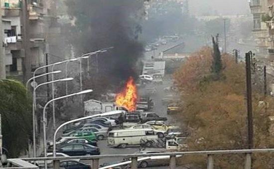 Syria: Hơn 40 người thương vong do trúng rocket