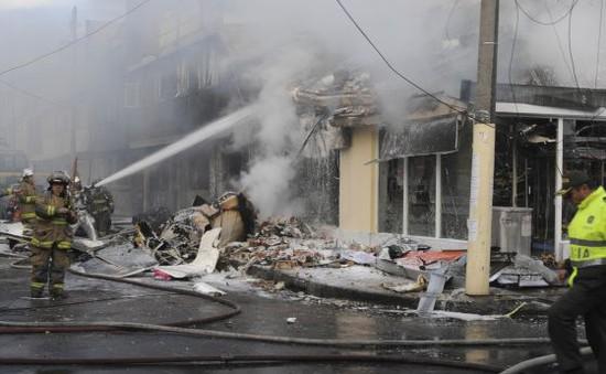 Tai nạn máy bay tại Colombia, 4 người thiệt mạng