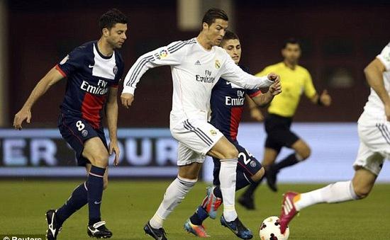 PSG – Real Madrid: Ibra thách thức Ronaldo (1h45, 22/10)