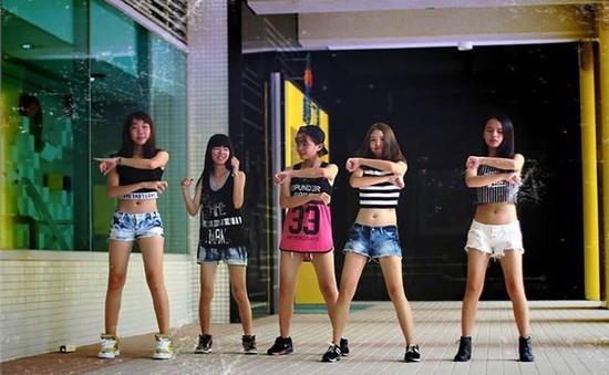 Shuffle Dance - điệu nhảy khiến giới trẻ phát cuồng