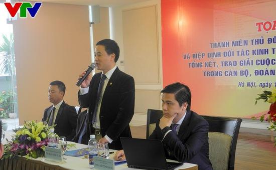 Đoàn viên thanh niên - Nòng cốt đưa đất nước hội nhập kinh tế quốc tế