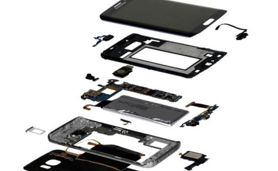 Galaxy S6 Edge có chi phí sản xuất đắt nhất