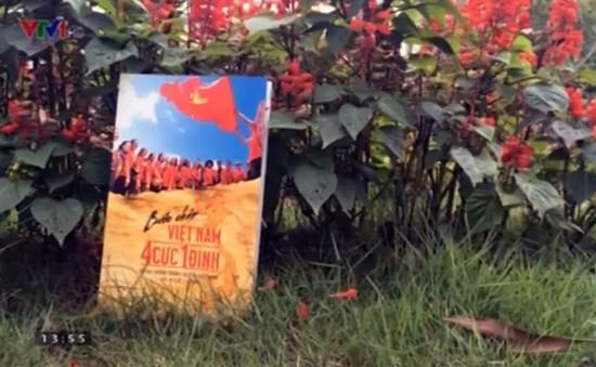 """Sách hay: """"Bước chân Việt Nam - 4 cực 1 đỉnh"""""""