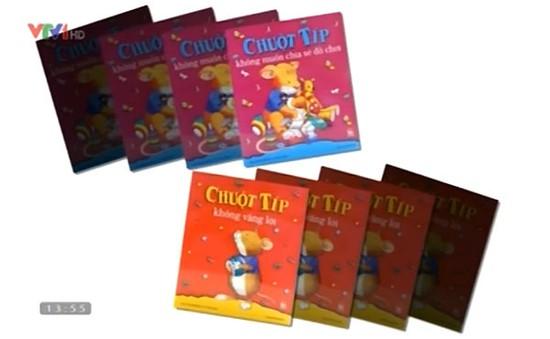 """""""Chuột Típ"""" – Bộ sách hữu ích dành cho bé"""
