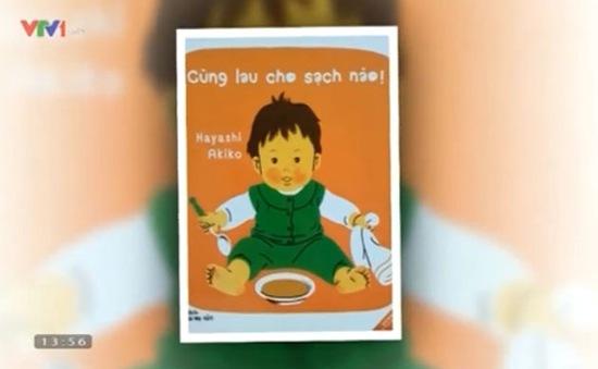 """Bộ sách """"Ehon – Quà tặng thú vị cho bé"""""""