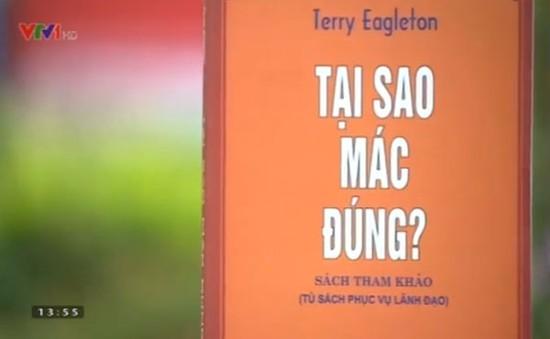 """Sách hay: """"Tại sao Mác đúng?"""""""