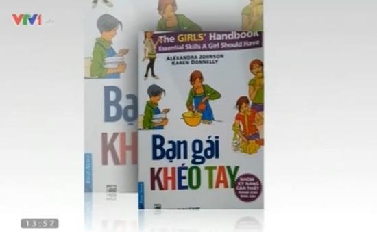 """Sách hay: """"Bạn gái khéo tay"""""""