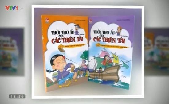 """Sách hay: """"Thời thơ ấu của các thiên tài"""""""