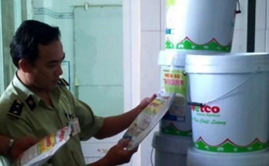 Đình chỉ hoạt động DN sai phạm nghiêm trọng trong kinh doanh Salbutamol