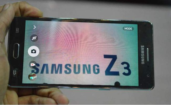 Samsung Z3 - Smartphone giá rẻ chạy hệ điều hành Tizen