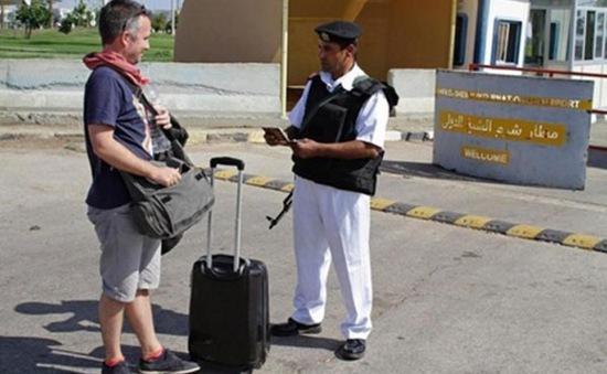 Những lỗ hổng an ninh tại sân bay Sharm el-Sheikh của Ai Cập
